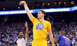 Klay Thompson - Swish