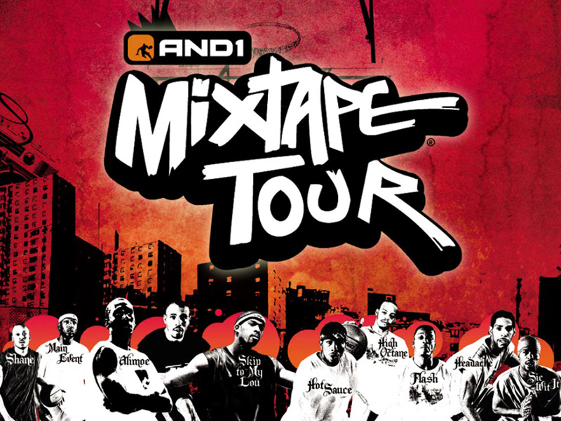 and1 mixtape tour