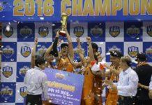 Đà Nẵng Dragon trở thành tân nhà vô địch VBA 2016