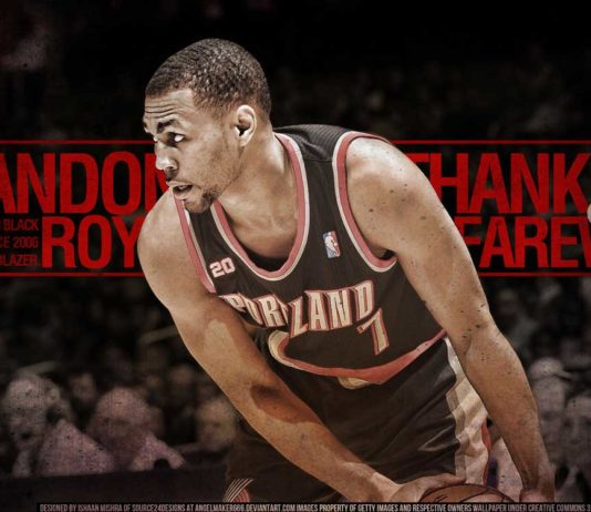 Brandon Roy - Thank you & Farewell