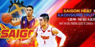 Home Game #4 - Saigon Heat vs Kaohsiung Truth