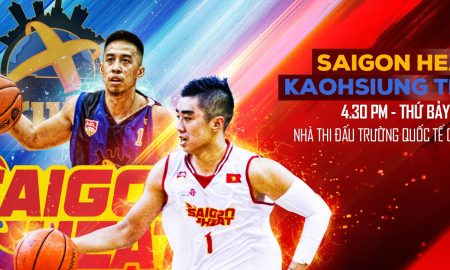 Home Game #4 - Saigon Heat vs Kaohsiung Truth