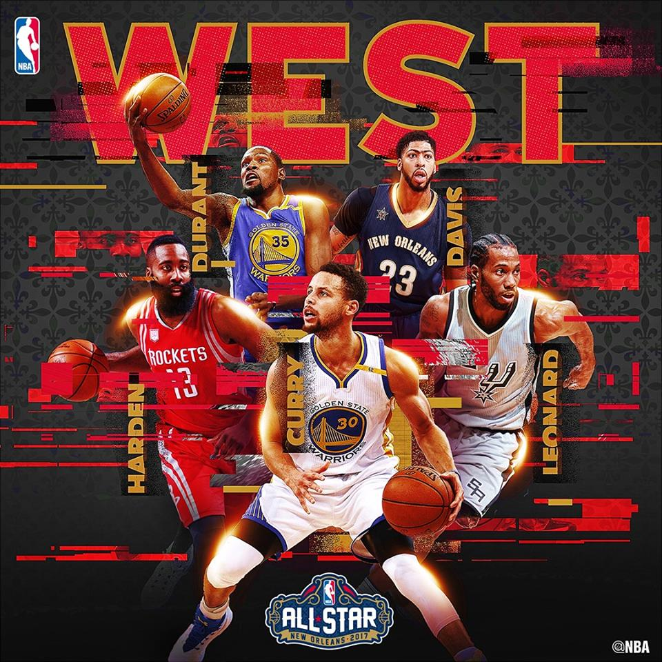 West-All-Star 2017