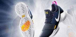 Top 10 Nike PG1 Ferocity
