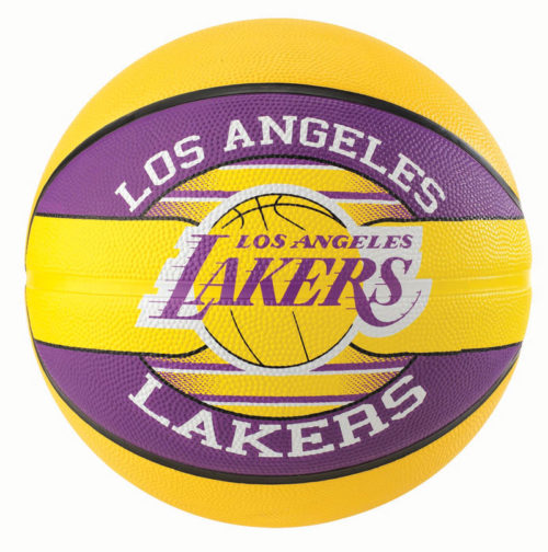 Spalding Los Angeles Lakers
