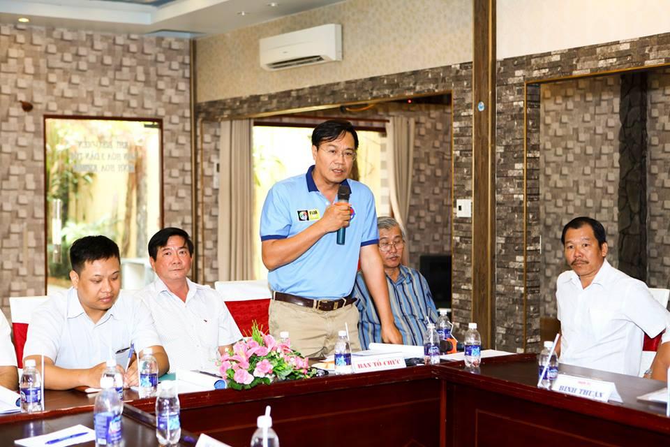 Ông Đặng Hà Việt - Tổng thư ký LĐBRVN