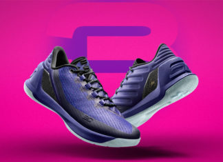 Under Amour Curry 3 Low Dark Horse