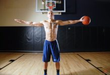 Các nhóm cơ cần thiết cho người chơi bóng rổ