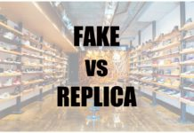 Fake vs Replica