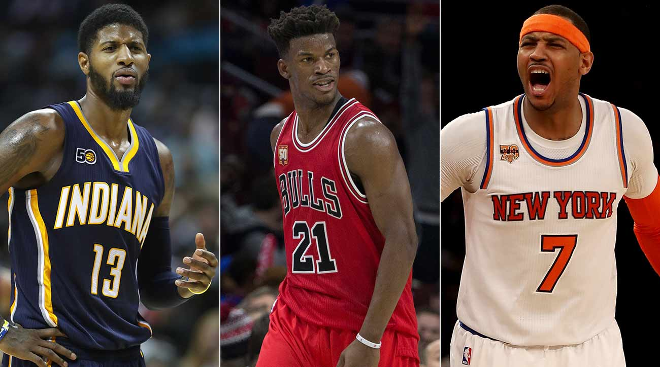 Kỳ chuyển nhượng NBA 2017