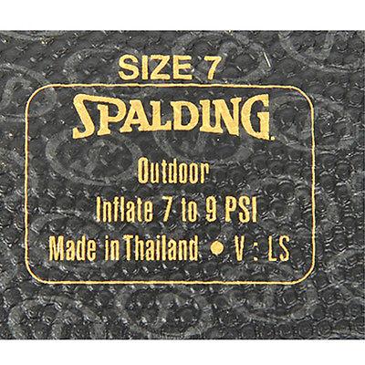 Spalding chính hãng phân phối tại Việt Nam được nhập trực tiếp từ Thái Lan