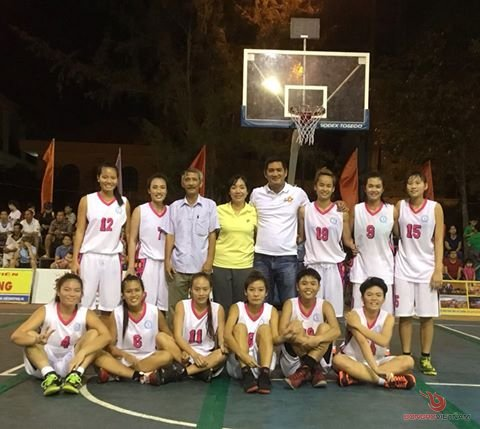 Tp. Hồ Chí Minh - Nhà vô địch Cup Bóng rổ Quốc Gia 2016