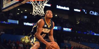 Robinson III đạt danh hiệu NBA Slam Dunk Contest 2017