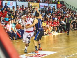 Saigon Heat game 10 - ABL 2017
