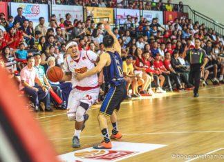 Saigon Heat game 10 - ABL 2017