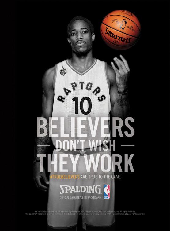 Spalding True Believers