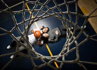 Quà tặng dịp Valentine cho dân bóng rổ