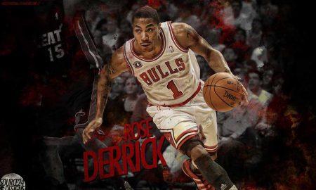 Derrick Rose bứt phá
