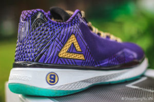 Giày bóng rổ Peak Tony Parker IV