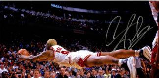 Dennis Rodman là thiên bài rebound