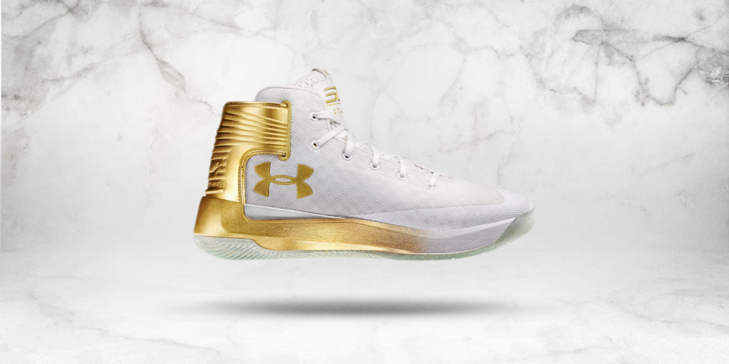 Under Amour The Curry 3ZERo