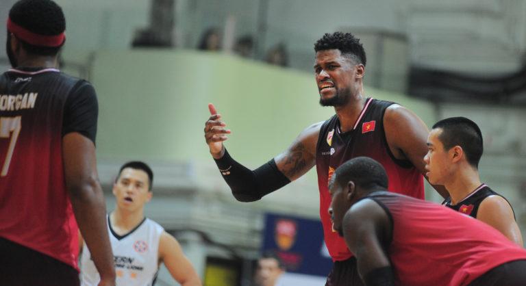 Jordan Henriquez đang dần quen với lối chơi của Heat