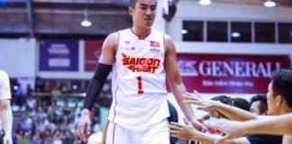 Saigon Heat - Đường đến Playoffs 2017