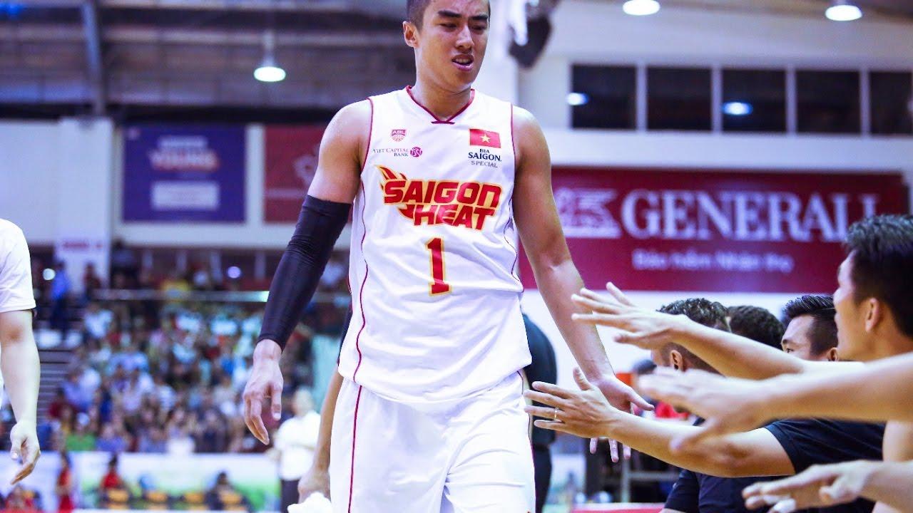 Saigon Heat – Đường đến ABL Playoffs 2017