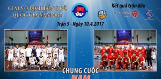 Ha Noi ha guc Tp. Ho Chi Minh Giai VDQG 2017