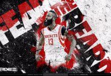James Harden NBA MVP 2017