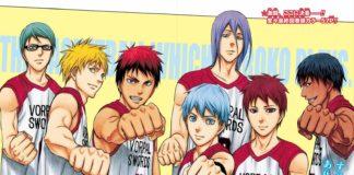 Kurokos Basketball The Movies Last Game
