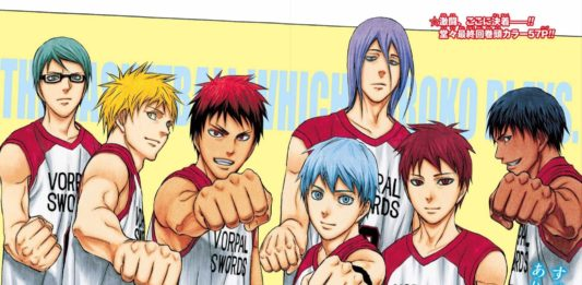 Kurokos Basketball The Movies Last Game
