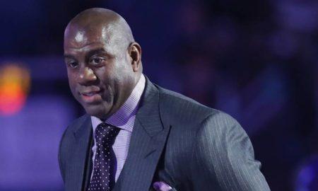 Magic Johnson hối tiếc vì đã không đi cùng Nike