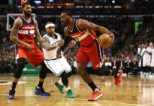Wizards đè bẹp Celtics tại Game 3 NBA Playoffs 2017