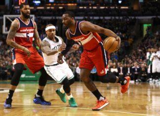 Wizards đè bẹp Celtics tại Game 3 NBA Playoffs 2017