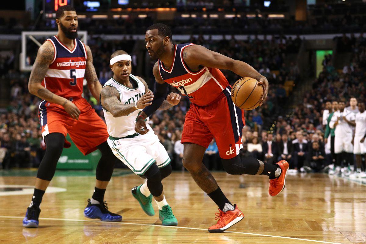 Wizard thắng đậm Celtics rút ngắn cách biệt 1-2 trên sân nhà