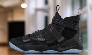 Nike Lebron Soldier 11 Prototype
