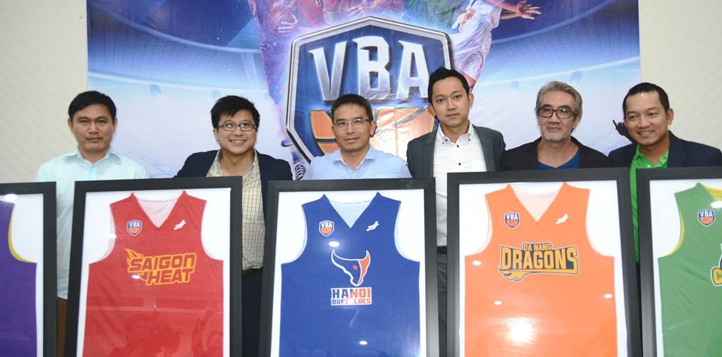 Xác định đội bóng thứ 6 tham dự VBA 2017