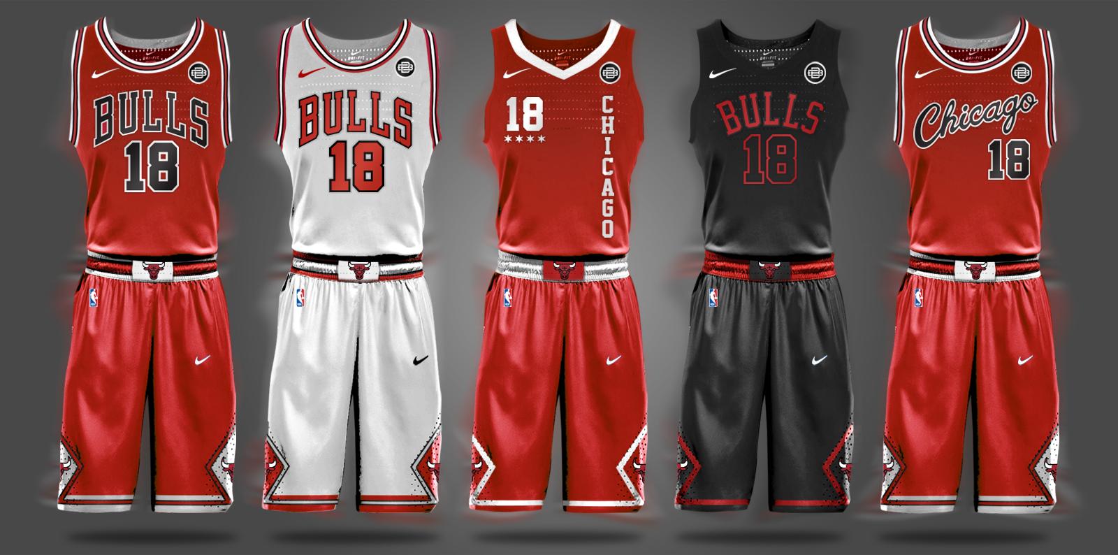Tổng hợp các mẫu áo đấu mới của Nike tại NBA 2017-2018