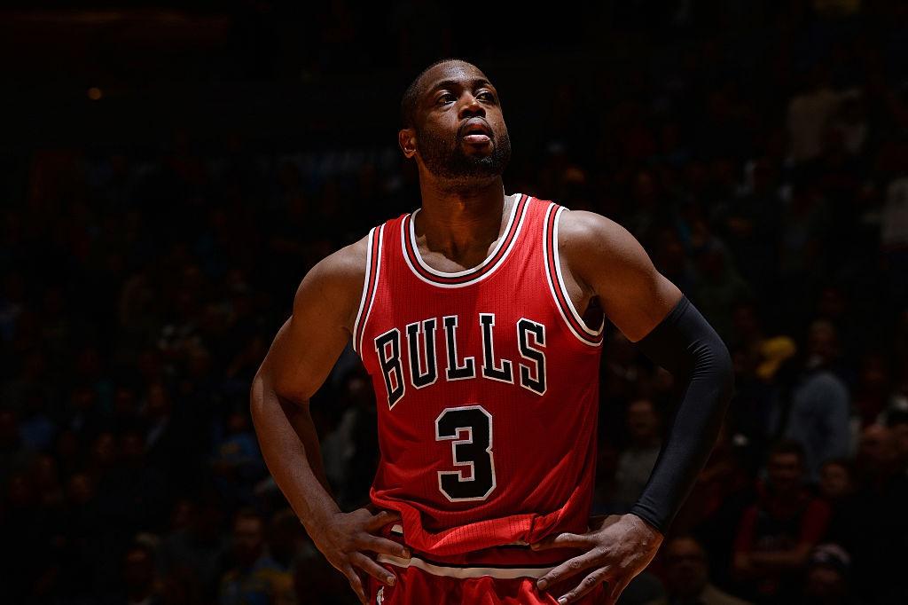 Dwayne Wade chia tay Bulls để tìm kiếm bến đổ mới