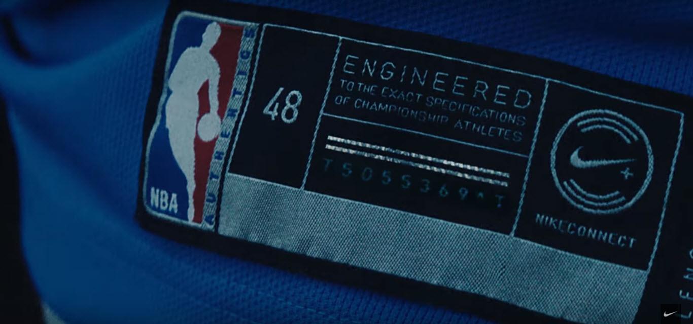 Mẫu Jersey mới của Nike sẽ làm thay đổi cách chúng ta cập nhật NBA