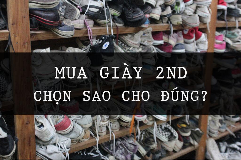 Những điều cần biết khi chọn giày bóng rổ đã qua sử dụng (2nd)
