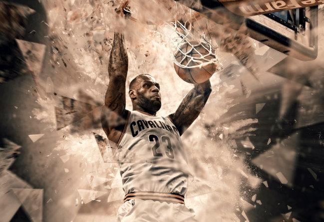 Những lần đầu và sự bùng nổ của LeBron James ở NBA Regular Season 2017-18