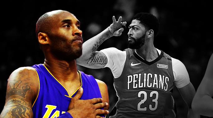 Khi giày của Kobe giúp Pelicans hủy diệt Blazers ở playoffs