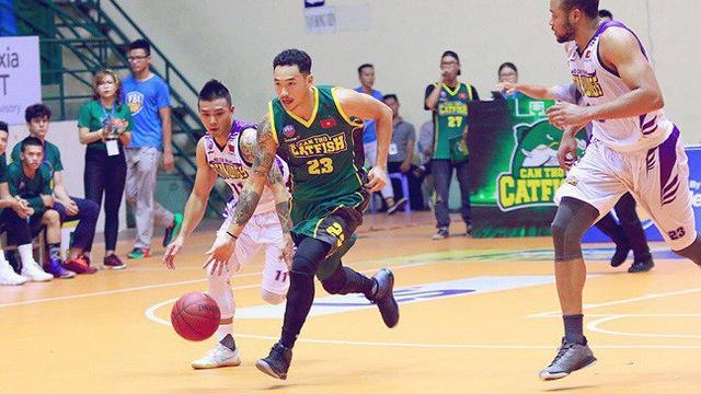 Cần Thơ không cho phát sóng trận Pre-season trên sân nhà, Tô Quang Trung sẽ thi đấu cho cho Thang Long Warriors