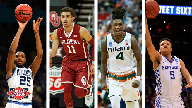 Những cái tên sáng giá được pick đầu tiên tại NBA Draft 2018 chính là…