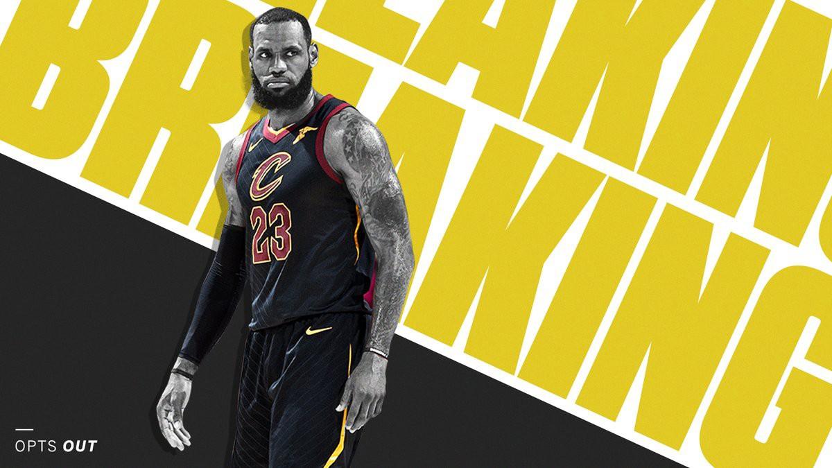 TIN NÓNG: LeBron James chính thức rời khỏi Cleveland