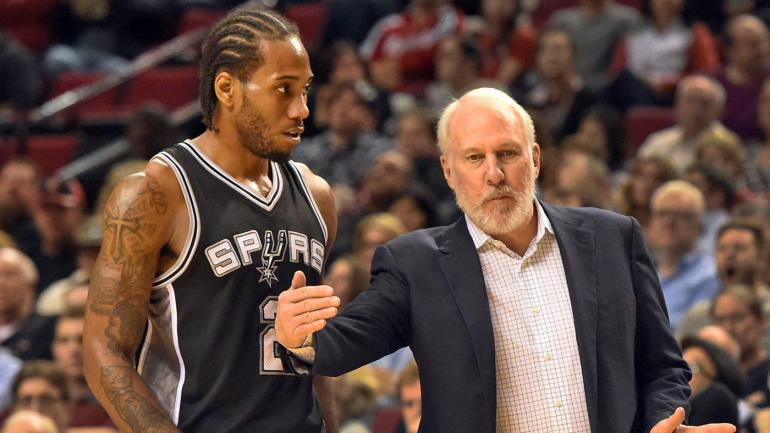 San Antonio Spurs: Bằng bất cứ giá nào chúng tôi cũng sẽ không để cho Kawhi đi