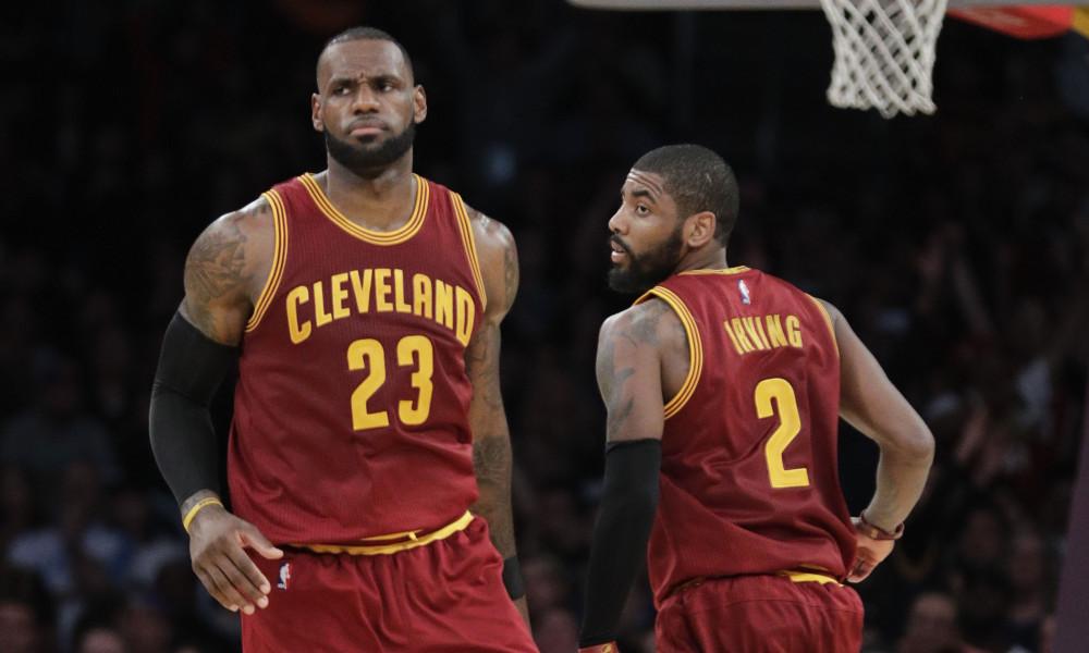 Bất ngờ nghe Kyrie Irving tâm sự cảm giác khi chơi bóng cạnh LeBron, vô địch hoặc cuốn gói về nhà