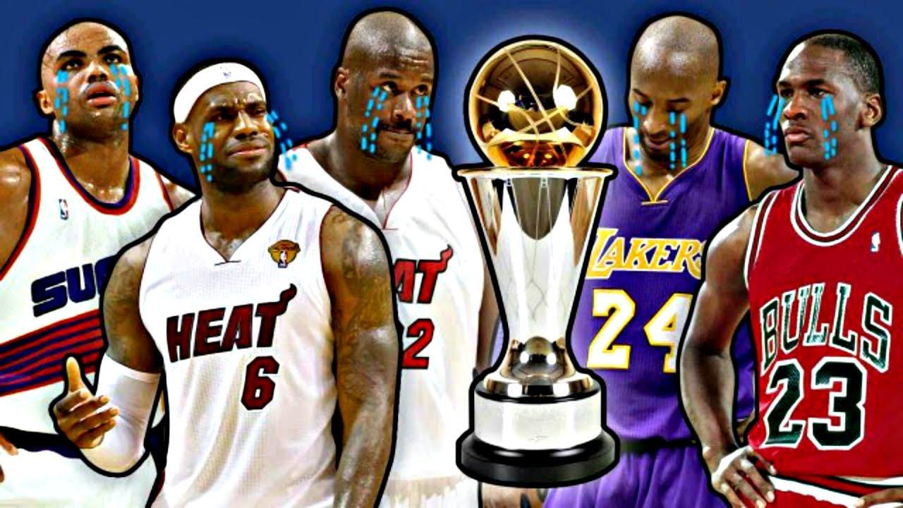 Trong lịch sử NBA chưa có MVP nào kém thuyết phục hơn những cái tên dưới đây
